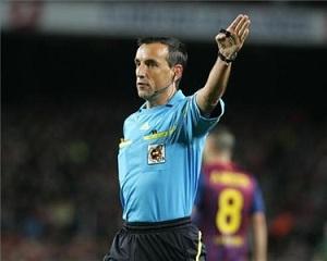 Sędzia z meczu z Granadą zagwizda także i z Levante
