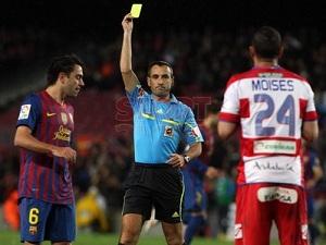 Texeira Vitienes nie pisał protokołu meczowego?