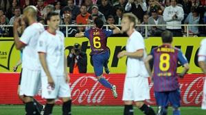 Sevilla – Barça: Statystyki spotkania