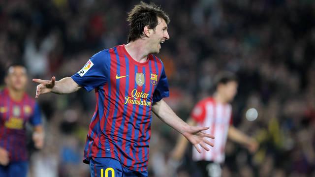 Barça-Athletic w liczbach