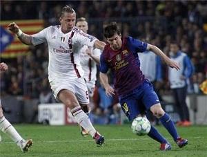 Mexes: Na szczęście Messiego nie będzie na Euro!