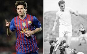 Messi wyprzedził Puskasa