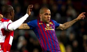 Chelsea chce kupić Alvesa