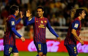 Najlepsze i najgorsze meczu Rayo-Barça