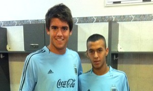 Thiago Casasola, obiecujący młody talent
