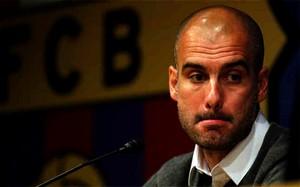 Barcelona opłakuje Guardiolę