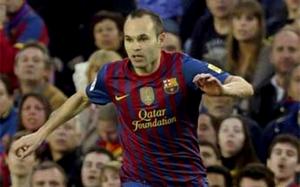 Iniesta: To boli, że nie mamy już szans na zwycięstwo w La Liga