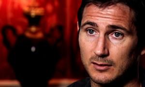 Lampard chwali swoje najlepsze chwile