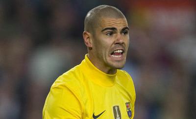 Ósmy karny obroniony przez Valdésa