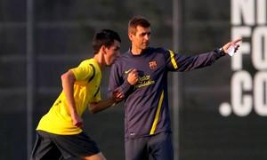 Barça promuje własnych trenerów