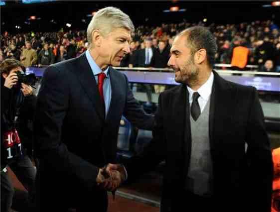 Wenger: Rozumiem presję wywieraną na Pepie