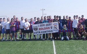 Penyie FC Barcelony i Realu Madryt dla Abidala