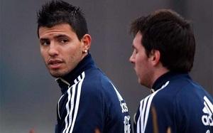 Agüero: Messi pozostanie najlepszy na świecie