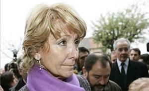 Esperanza Aguirre: Dlaczego nie możemy wygrać z Barçą?