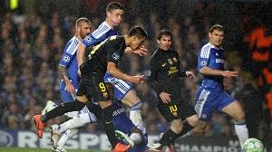 Chelsea – Barça w liczbach