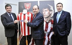 Athletic zaprezentował koszulkę na finał Copa del Rey