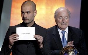 Blatter rozumie decyzję Guardioli