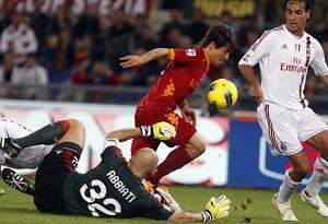 Bojan: Słabym punktem Milanu jest Abbiati