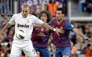 Najlepsze, nagorsze z meczu Barça-Real