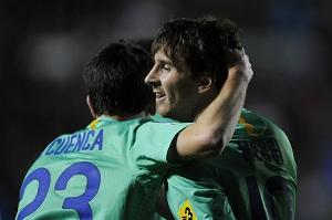 Oceny z meczu Levante-Barcelona