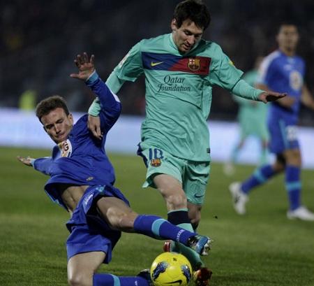 Bezlitosny pościg za liderem: FC Barcelona – Getafe CF