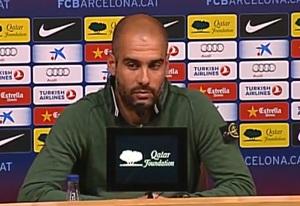 Guardiola: Jedyną opcją jest wygrana