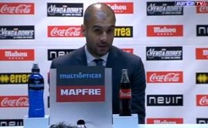Guardiola: Każdy mecz to przygotowanie do finału