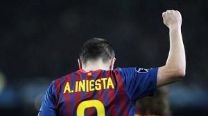 "Iniesta ""400"""