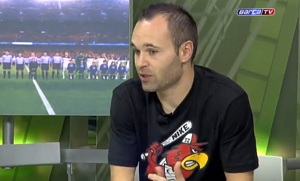 "Iniesta: ""Wrócimy"""