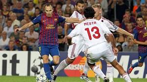 FC Barcelona – AC Milan: Czy wiesz, że…