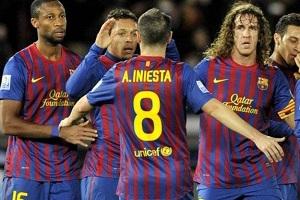 Barça powiększyła przewagę nad Realem Madryt