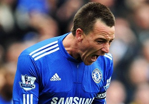Terry może nie zagrać z Barceloną