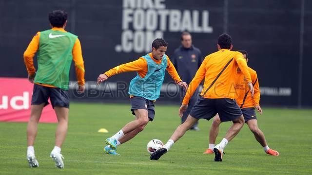 Alves i Piqué powołani na Levante
