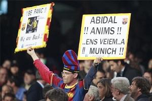 Anegdoty z meczu Barça-Getafe