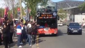 Kibice przyłączyli się do Barçy w ostatnim treningu