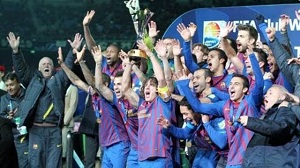Dziękujemy Barcelono!