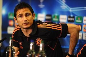 Lampard: Presja i koncentracja