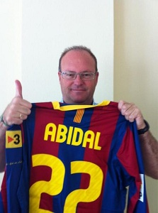 Pepe Mel wspiera Abidala