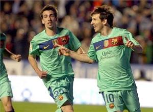 """Gdzie Messi, tam La Liga"""