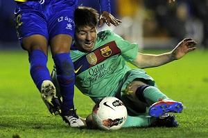 Messi: Udało się uzyskać fantastyczny wynik