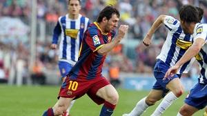 Z Espanyolem 5 maja o 21:00