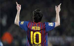 Rekordowy Messi, talizman Iniesta i inne ciekawostki