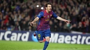 Messi – 51 goli w Lidze Mistrzów