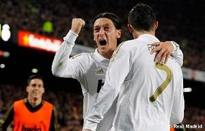 Özil: Jesteśmy bardzo szczęśliwi