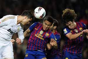 Oceny za mecz z Realem Madryt