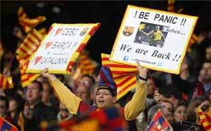 Ciekawostki z meczu Barça-Chelsea