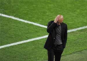 Guardiola: Nie mamy sobie nic do zarzucenia