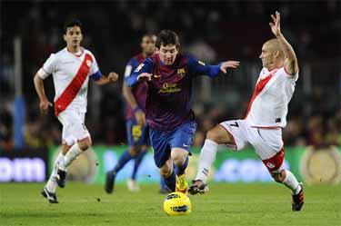 Zapowiedź spotkania Rayo Vallecano – FC Barcelona