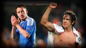 Terry i Puyol – kapitanowie i ikony klubów