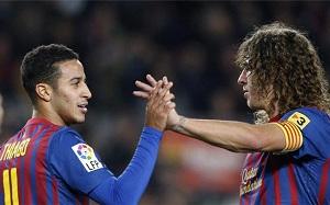 FIFA pamięta o urodzinach Puyola i Thiago